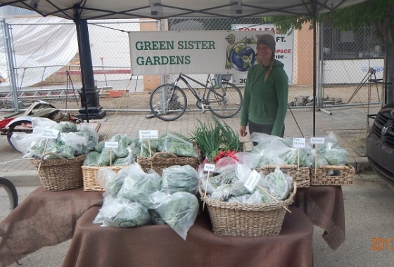 Psych Yourself Up for Farmer's Market Sales