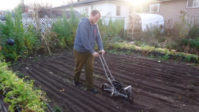 SPIN Apprenticeship Lesson: Making A Bed with a Rototiller