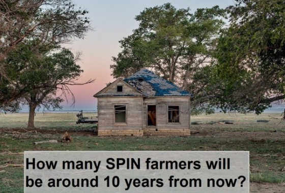 SPIN-Farming  May Not Be All You Think It Is