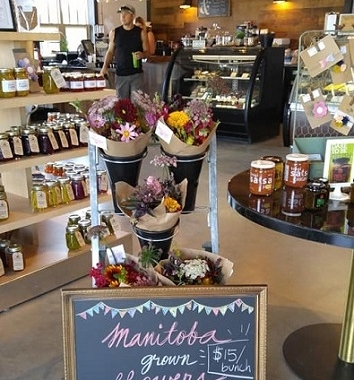 Local Flower Business Pops Up